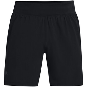 Under Armour Speedpocket 7'' Shorts Men, black-black